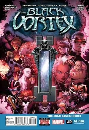 Guardians of the Galaxy & X-Men: The Black Vortex - Alpha (2015)#1D