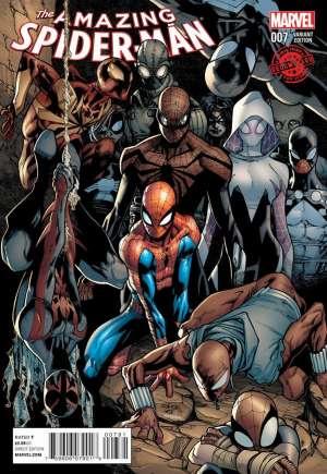 Amazing Spider-Man (2014-2015)#7H