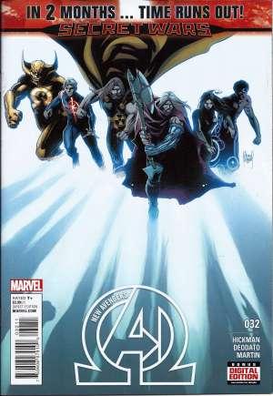 New Avengers (2013-2015)#32