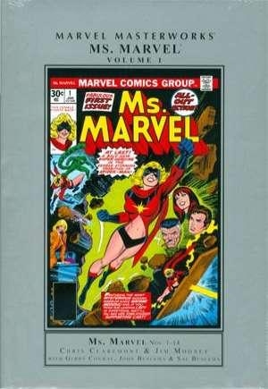 Marvel Masterworks: Ms. Marvel (2014-Present)#HC Vol 1A