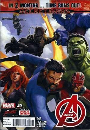 Avengers (2012-2015)#43