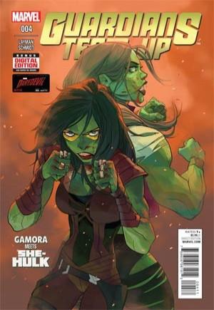 Guardians Team-Up (2015-Present)#4