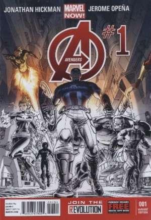 Avengers (2012-2015)#1E