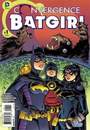 Convergence: Batgirl (2015)#1A
