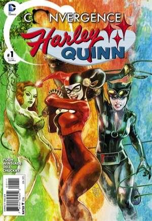 Convergence: Harley Quinn (2015)#1A