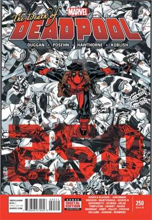 Deadpool (2012-2015)#45A