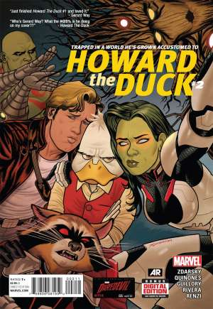 Howard the Duck (2015) #2A