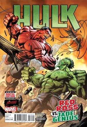 Hulk (2014-2015)#14A
