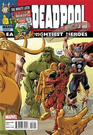 Deadpool (2012-2015)#45B