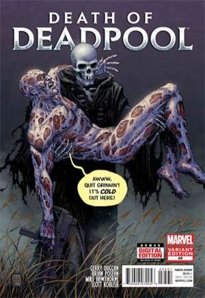 Deadpool (2012-2015)#45C