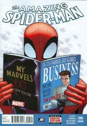 Amazing Spider-Man (2014-2015)#6B