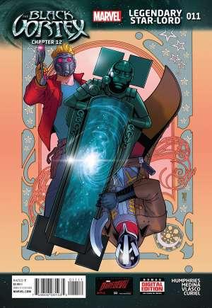 Legendary Star-Lord (2014-2015)#11A