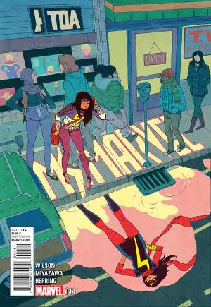 Ms. Marvel (2014-2015) #14A