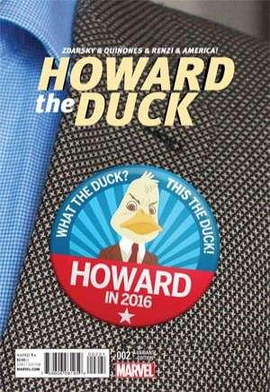 Howard the Duck (2015)#2B
