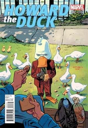 Howard the Duck (2015)#2C