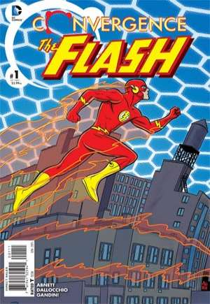 Convergence: The Flash (2015)#1A