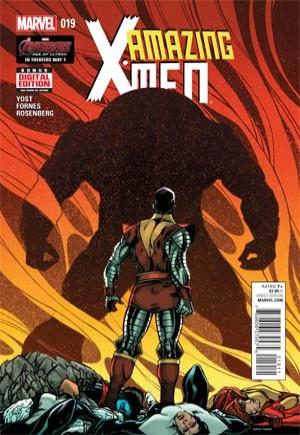 Amazing X-Men (2014-Present)#19