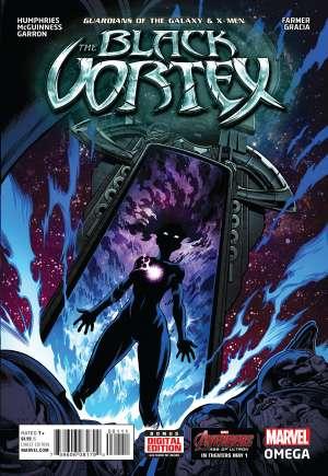 Guardians of the Galaxy & X-Men: The Black Vortex Omega (2015)#1A