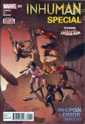 Inhuman Special (2015)#1A