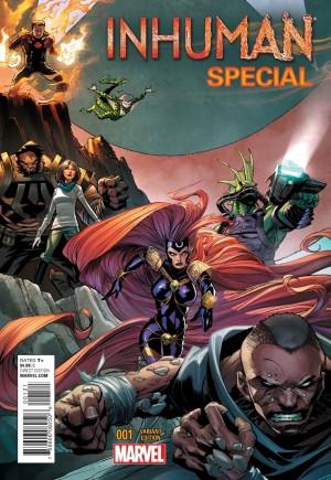 Inhuman Special (2015)#1B