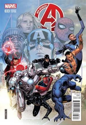 New Avengers (2013-2015)#33D