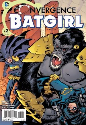 Convergence: Batgirl (2015)#2A