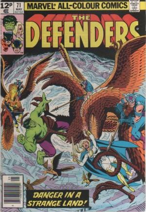 Defenders (1972-1986)#71B