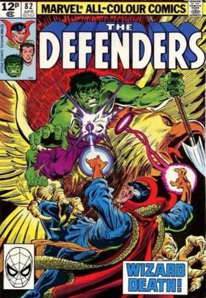 Defenders (1972-1986)#82C