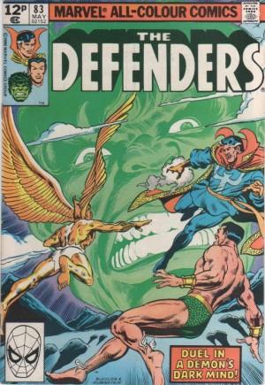 Defenders (1972-1986)#83C