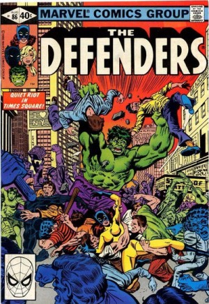 Defenders (1972-1986)#86B