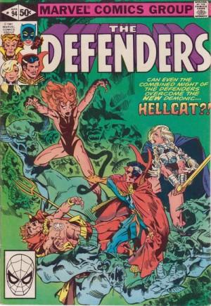 Defenders (1972-1986)#94B
