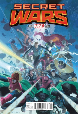 Secret Wars (2015-2016)#1C