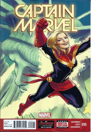 Captain Marvel (2014-2016) #15