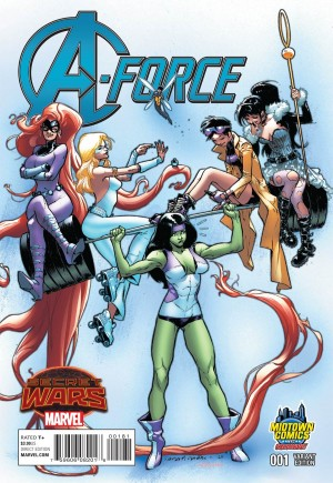 A-Force (2015)#1H
