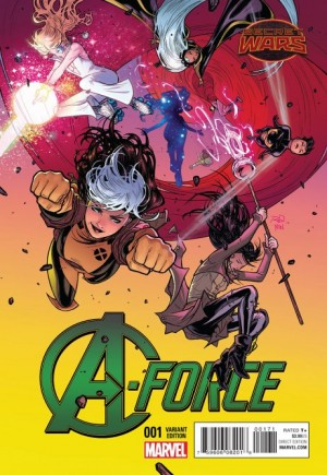A-Force (2015)#1G