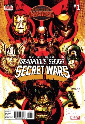 Deadpool's Secret Secret Wars (2015)#1A