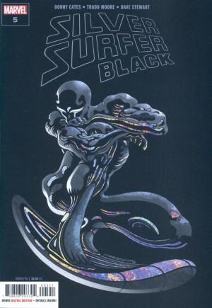 Silver Surfer Black (2019)#5A