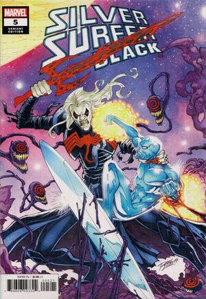 Silver Surfer Black (2019)#5B