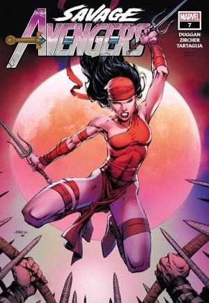 Savage Avengers#7