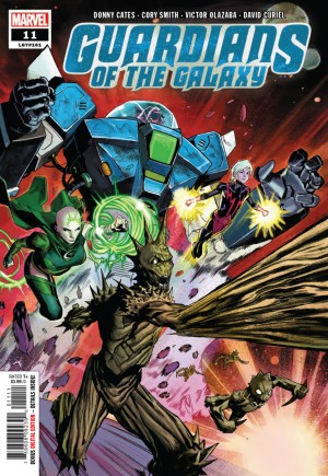 Guardians of the Galaxy (2019-2020) #11A