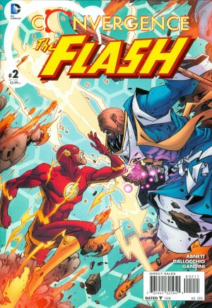 Convergence: The Flash (2015)#2A