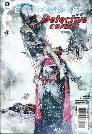 Convergence: Detective Comics (2015)#2A