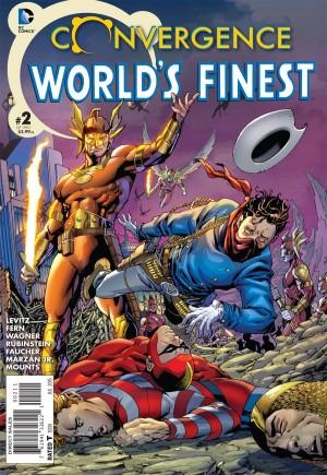 Convergence: World's Finest Comics (2015)#2A