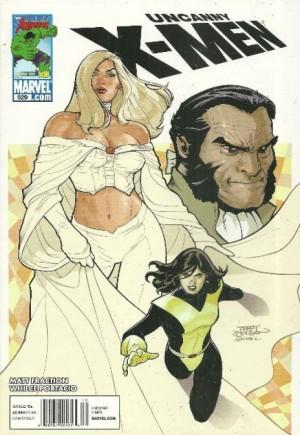 Uncanny X-Men (1963-2011)#529A