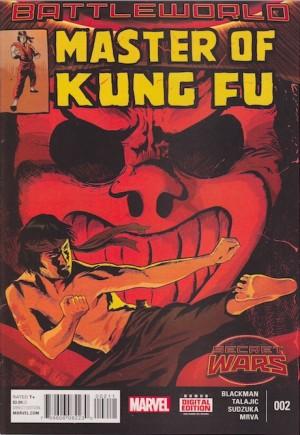 Master of Kung Fu (2015)#2