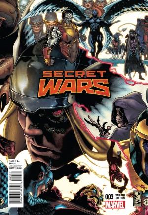 Secret Wars (2015-2016)#3B