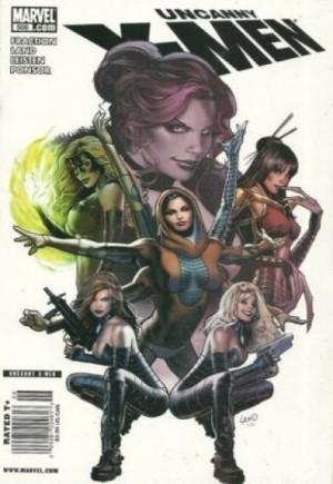 Uncanny X-Men (1963-2011)#508A