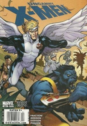 Uncanny X-Men (1963-2011)#506A