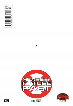 Years of Future Past (2015) #1C