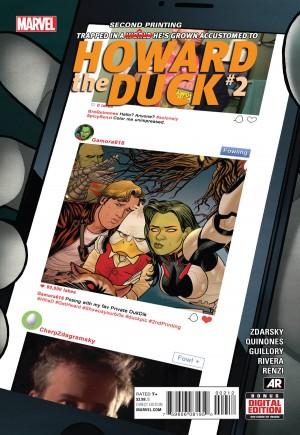Howard the Duck (2015)#2E